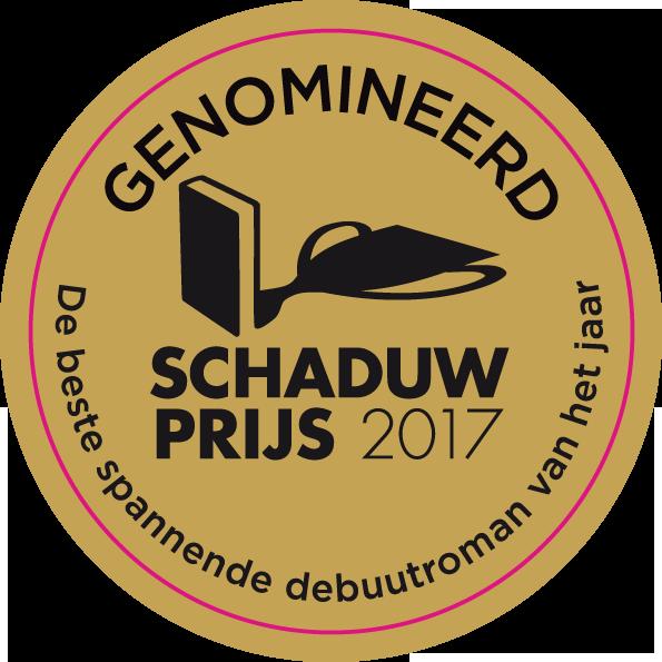 nominatie schaduwprijs 2017 voor de beste misdaadroman