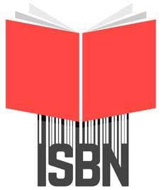 logo - een boek met daaronder de tekst ISBN - een gratis ISBN bij Boekenplan