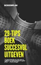 boekenplan geeft gratis 29-tips