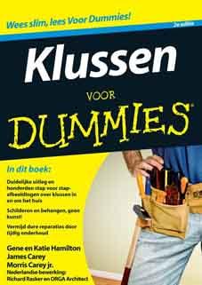 boek Klussen voor dummies
